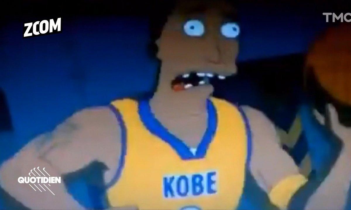 Zoom : non, les Simpsons n'ont pas prédit la mort de Kobe Bryant