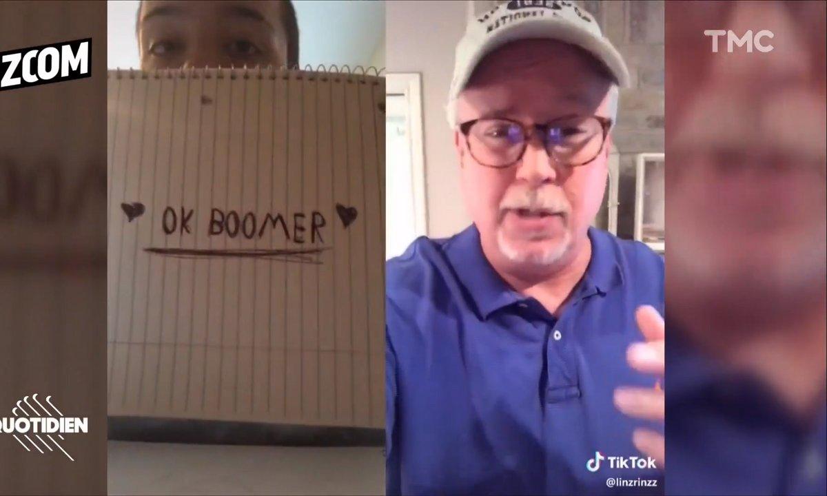 """Zoom : """"Ok Boomer"""", la punchline des millenials contre leurs aînés"""