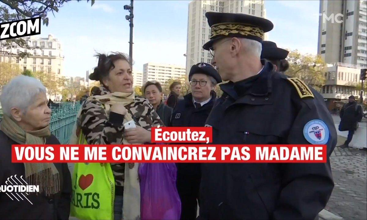 """Zoom : """"On n'est pas dans le même camp"""", qui est le Préfet de Police Didier Lallement ?"""