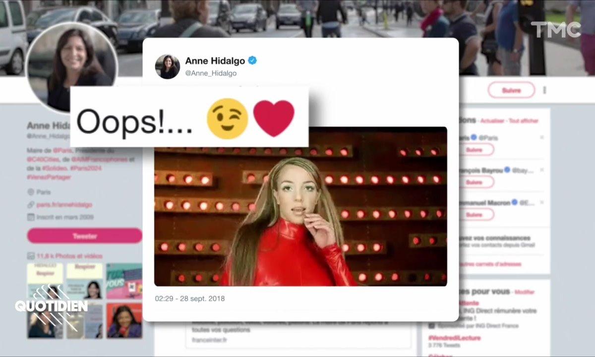 Zoom : le point commun entre Anne Hidalgo et Britney Spears