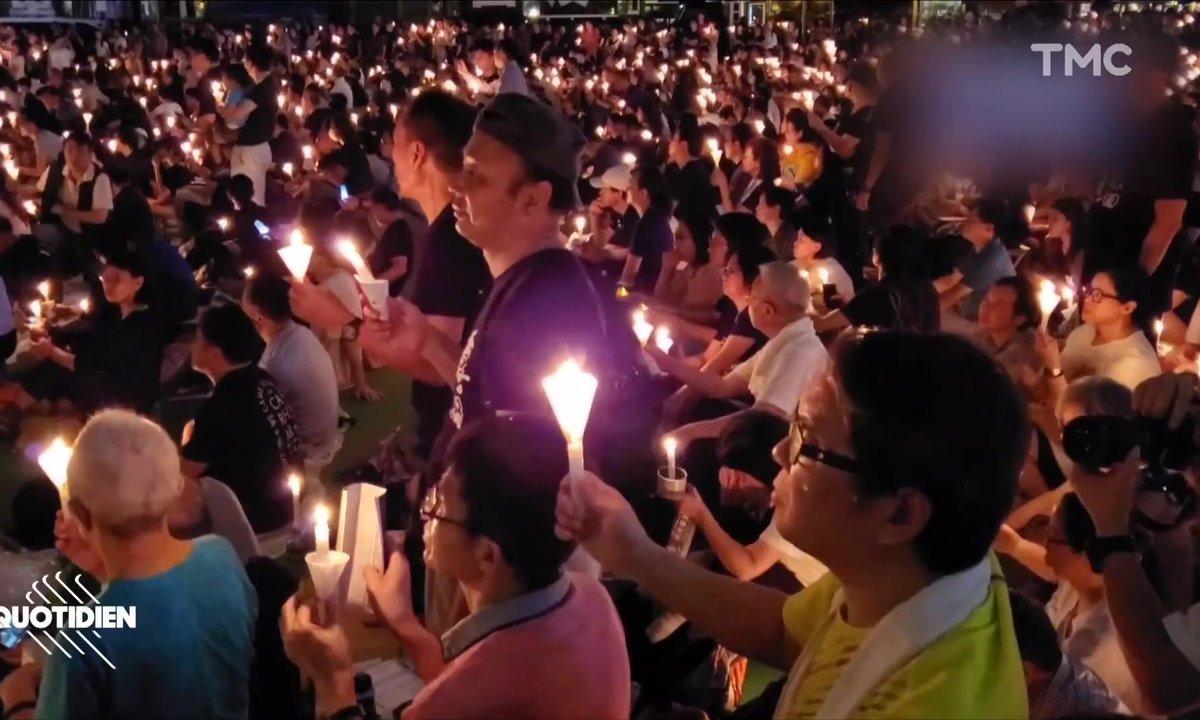 Zoom : pourquoi Hong-Kong est la seule ville de Chine à commémorer les 30 ans de Tiananmen ?