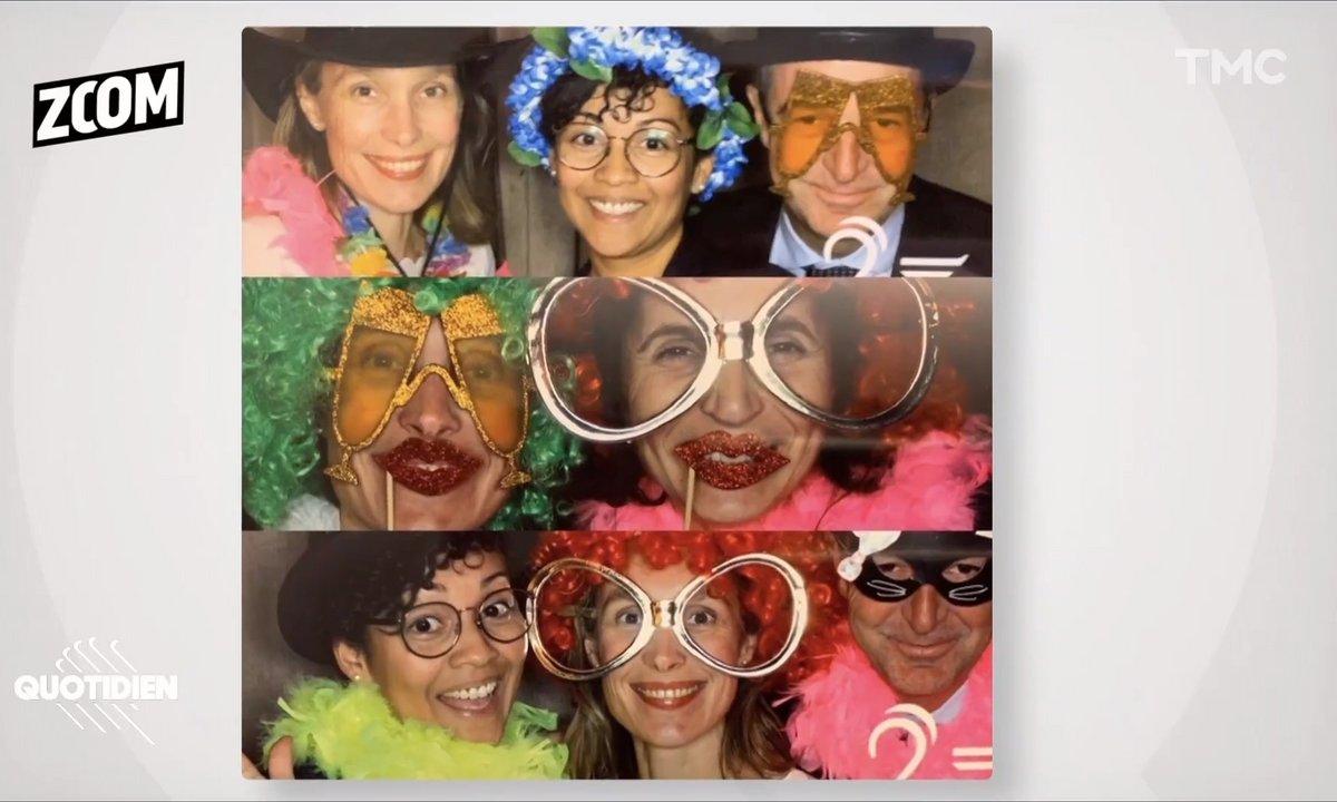 Zoom : pourquoi la photo des LREM à une fête de lobbyistes pose problème ?