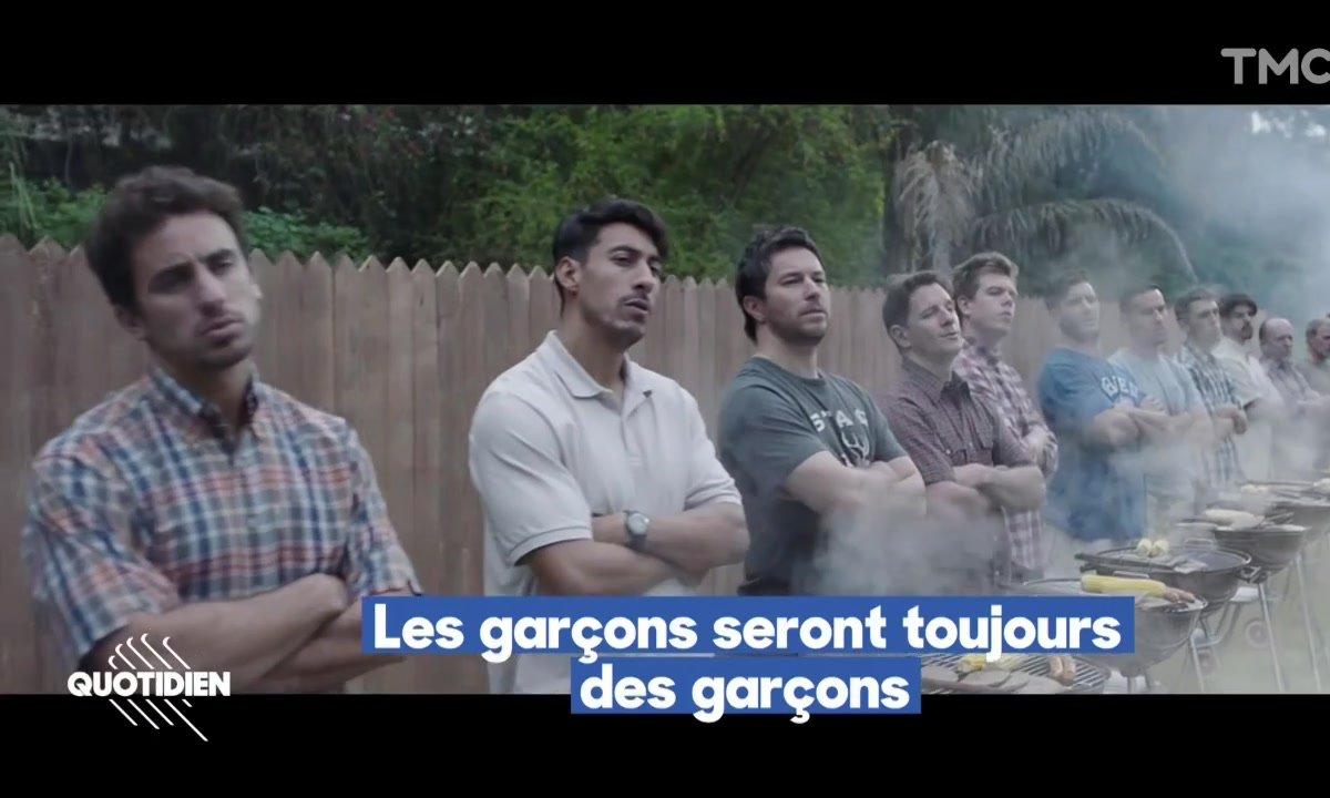 Zoom : la pub anti-sexisme de Gilette