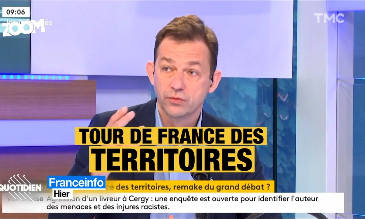 """Zoom : quand la France des """"provinces"""" est devenue la France des """"territoires"""""""