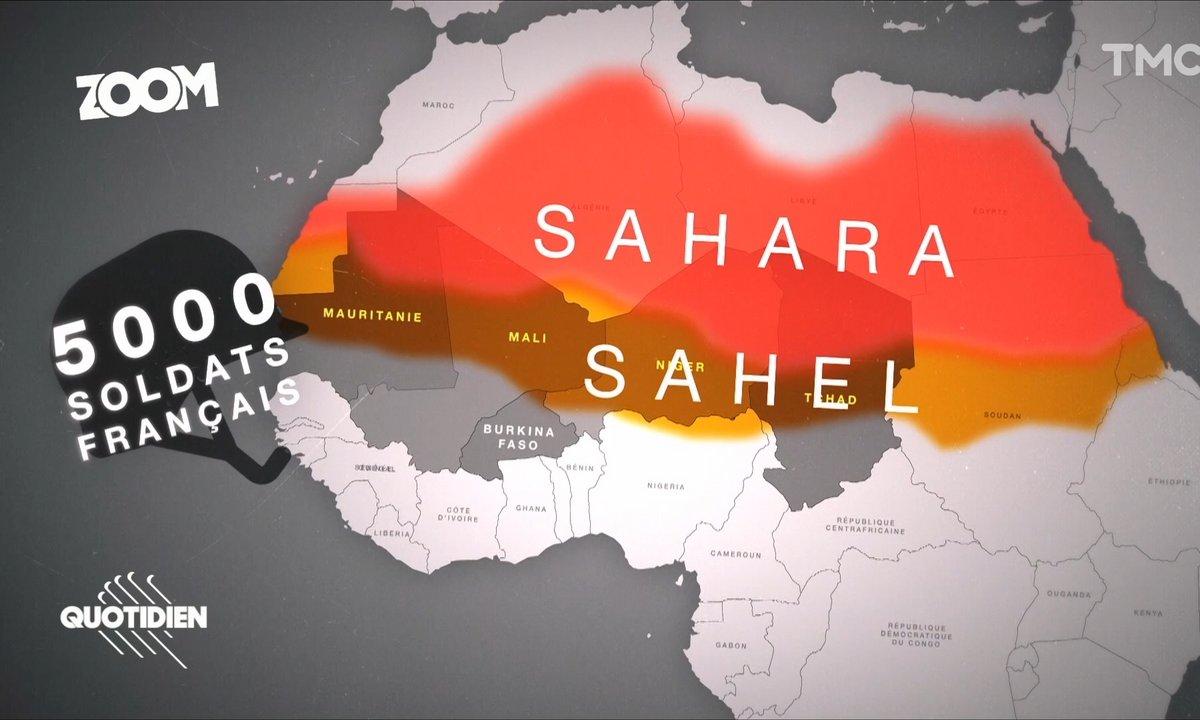 Zoom : quel avenir pour l'opération Barkhane au Sahel ?