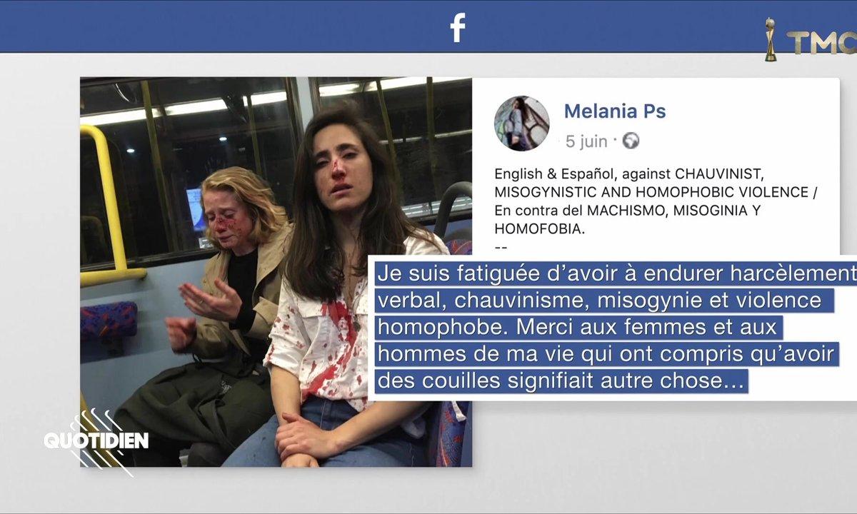 Zoom : que s'est-il passé lors de l'agression homophobe de deux femmes à Londres ?