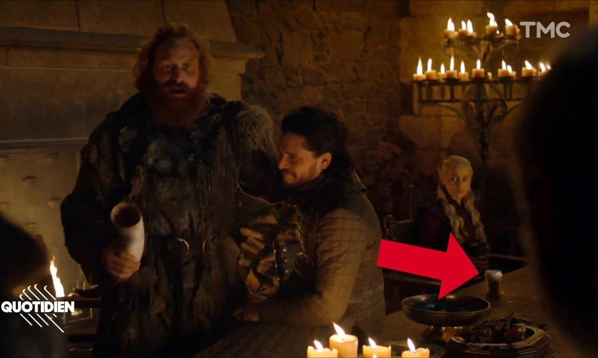 Zoom : Starbucks s'invite dans Game of Thrones