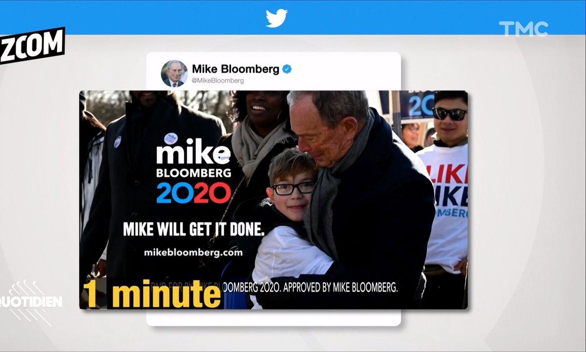 Zoom : Trump et Bloomberg s'affrontent au Superbowl