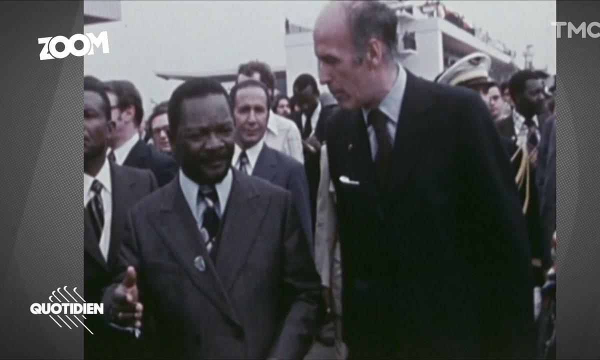 Zoom : Valérie Giscard d'Estaing et l'affaire des diamants de Bokassa
