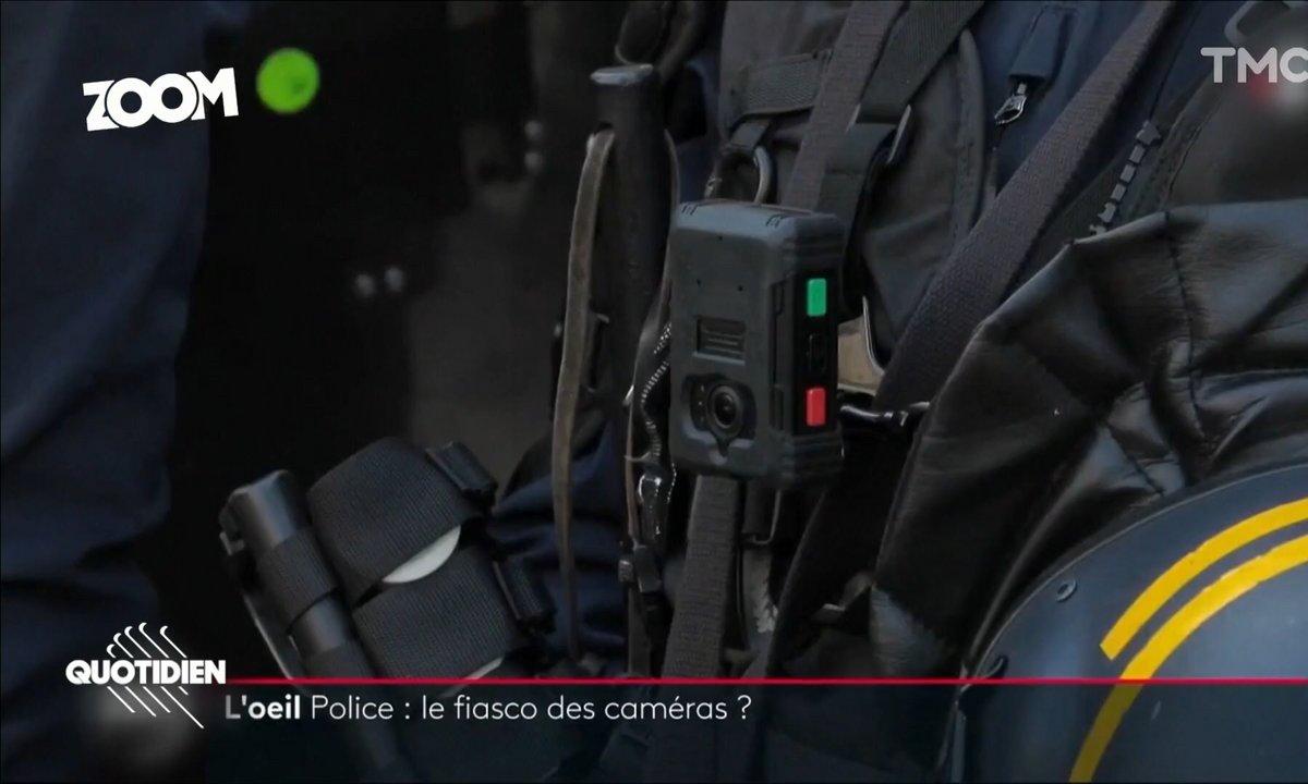 Zoom - Violences policières : les caméras-piéton à la rescousse ?