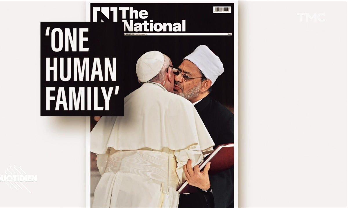 Zoom : la visite historique du Pape aux Emirats Arabes Unis