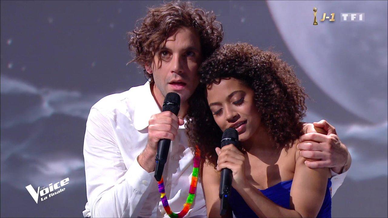Mika et Whitney – « Skinny Love » (Birdy) en duo pour la finale 2019