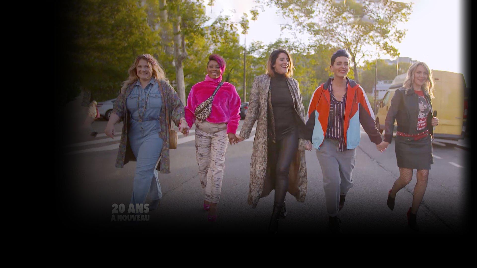 fond 20 ans à nouveau : 5 mamans incognito