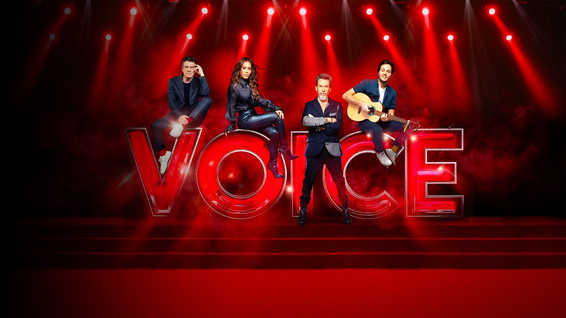 "fond THE VOICE 2020 – Verushka chante ""Total eclipse of the heart"" de Bonnie Tyler (KO)"