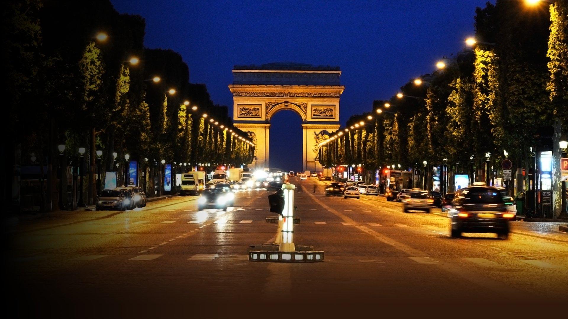 fond Champs-Elysées : dans les coulisses de la plus belle avenue du monde