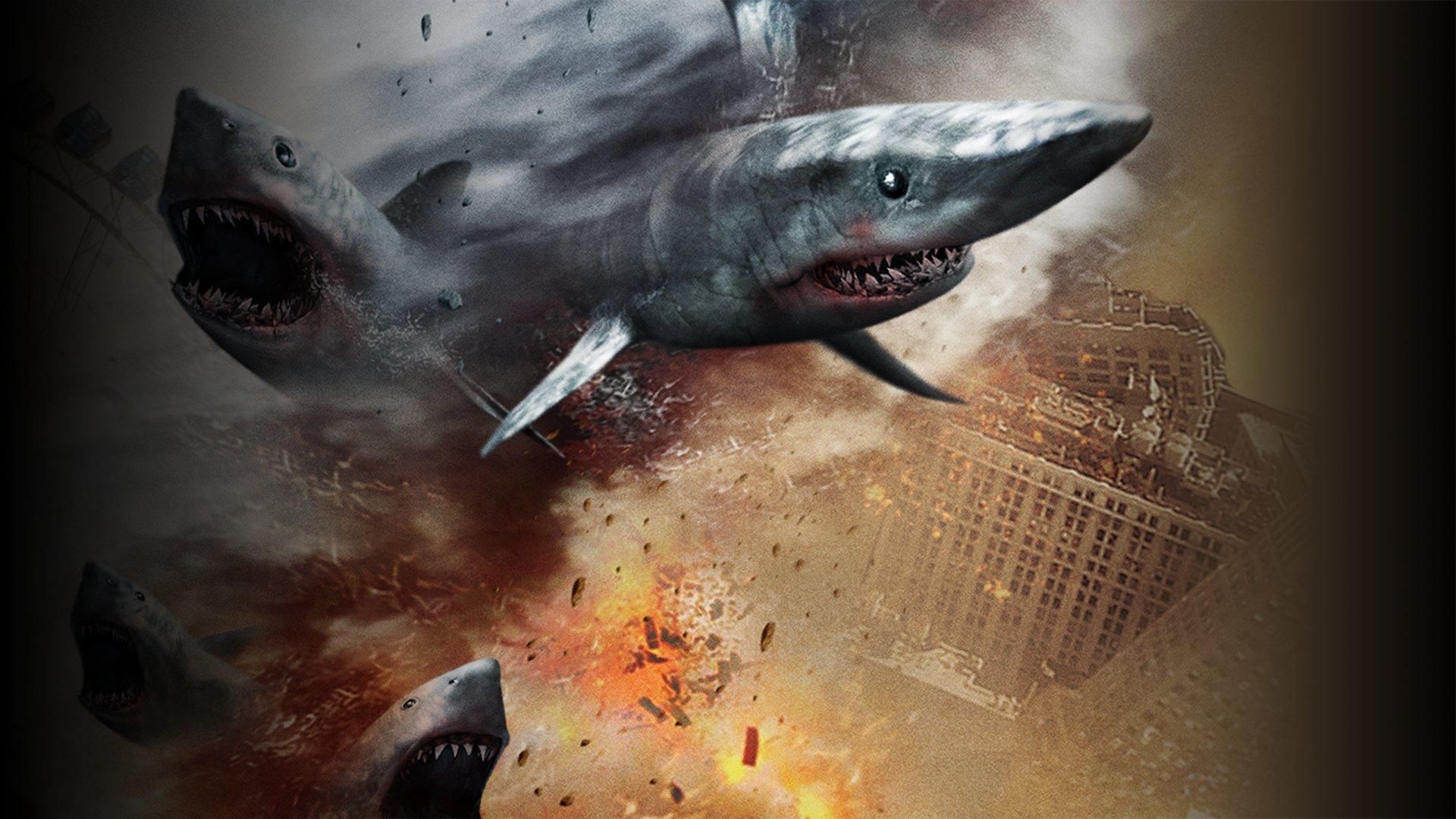 fond Sharknado