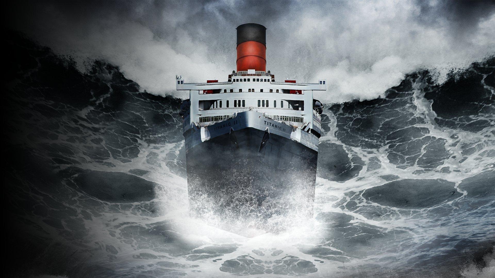 fond Titanic 2