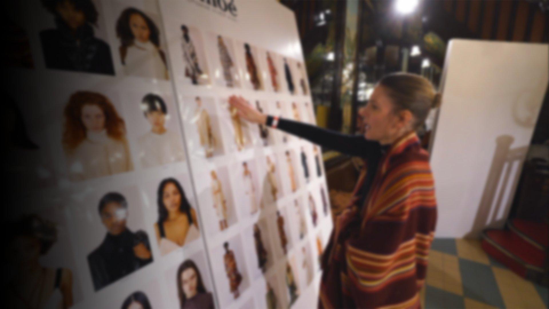 fond 5 minutes de mode by Loïc Prigent du 15 mars 2021 - Chanel et Lanvin