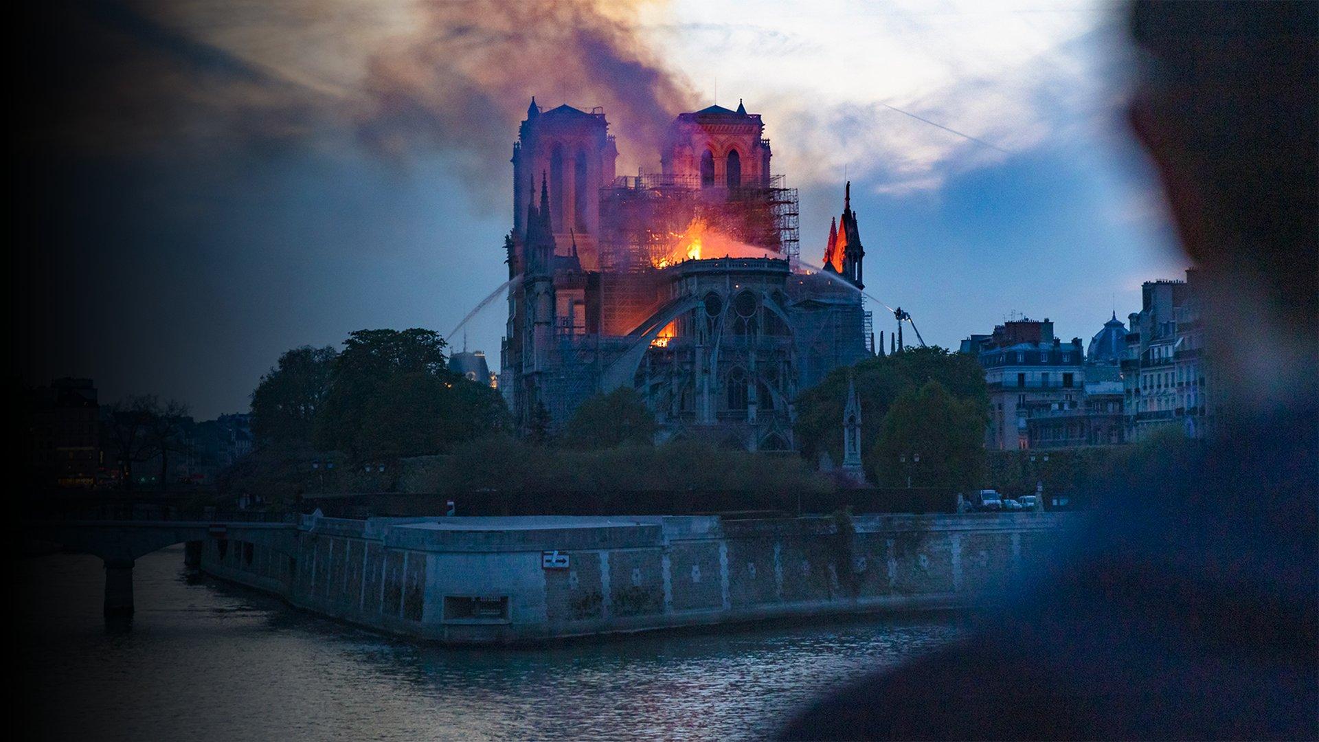 fond Notre-Dame de Paris des Frères Naudet