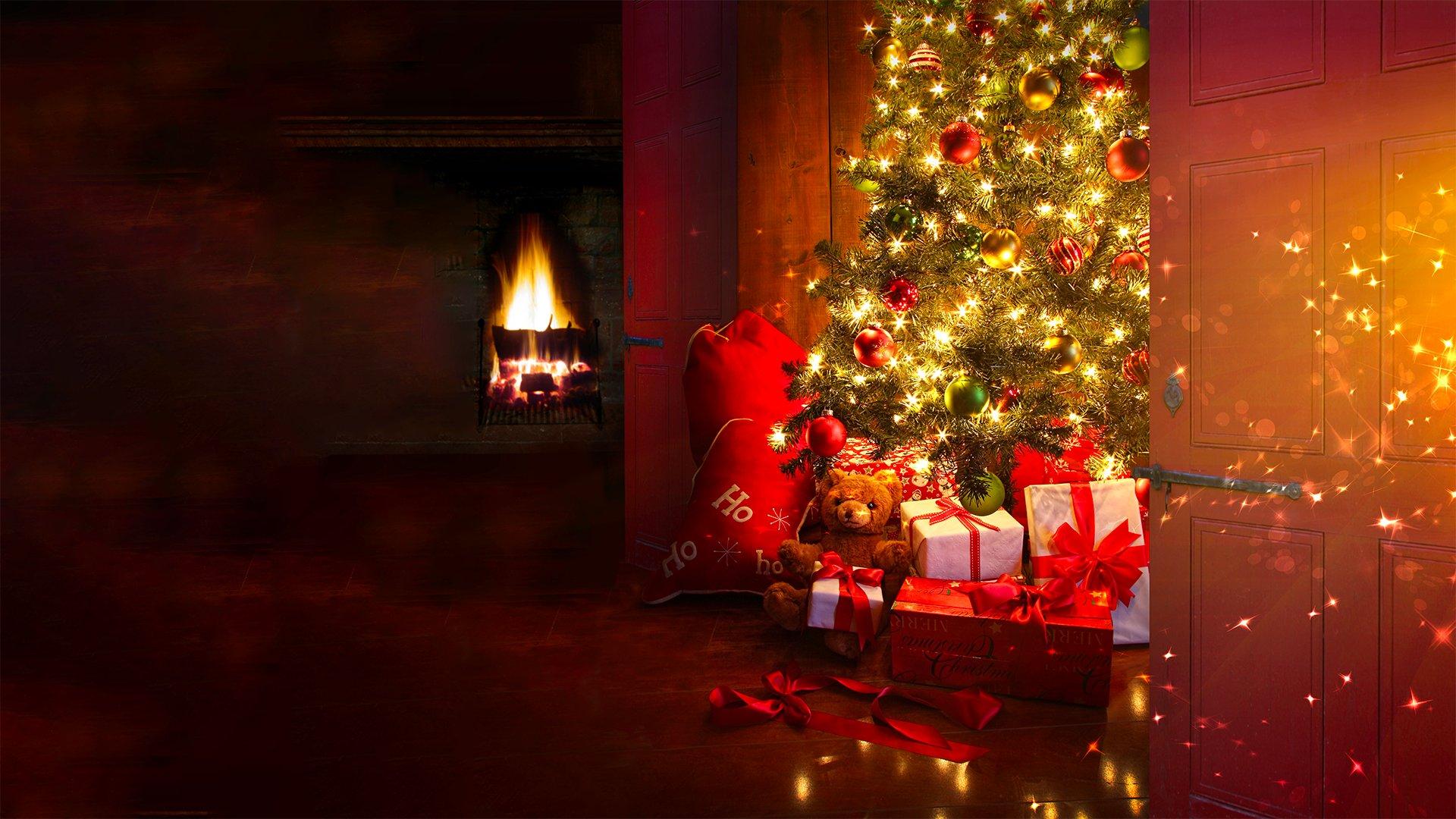 fond Films TV de Noël