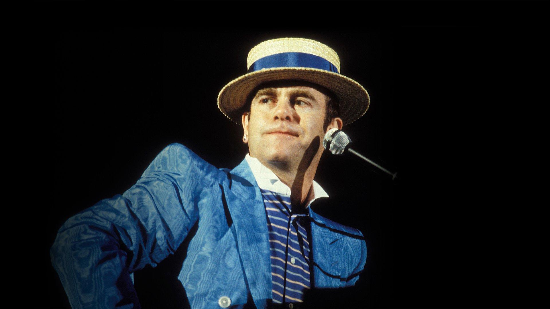 fond Elton John : la véritable histoire de Rocketman