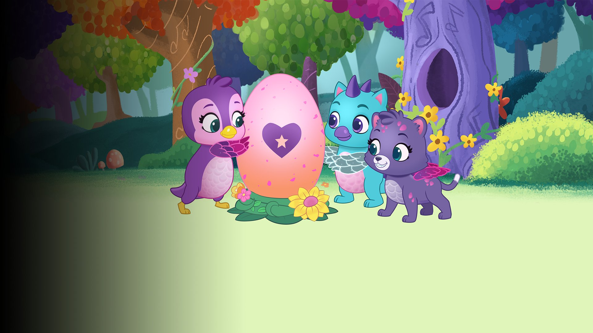 fond Hatchimals