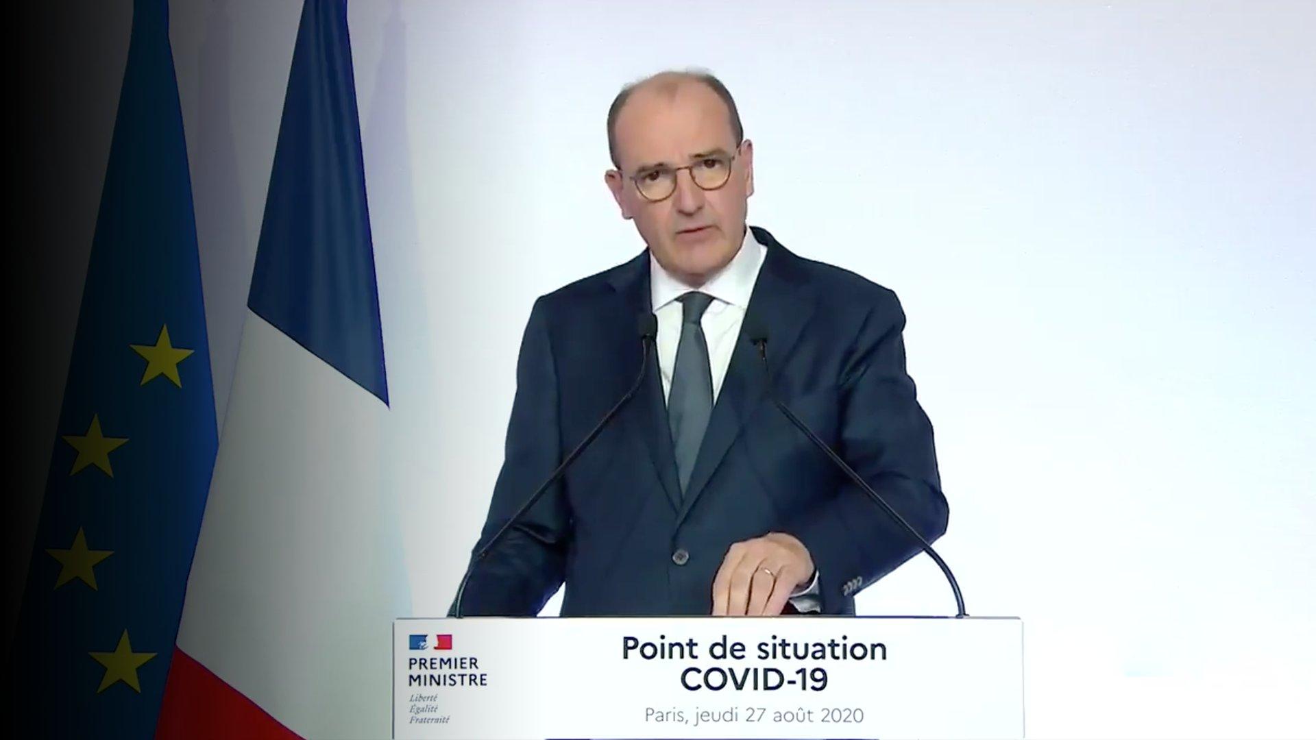 fond Déconfinement, phase 2 : les annonces d'Edouard Philippe