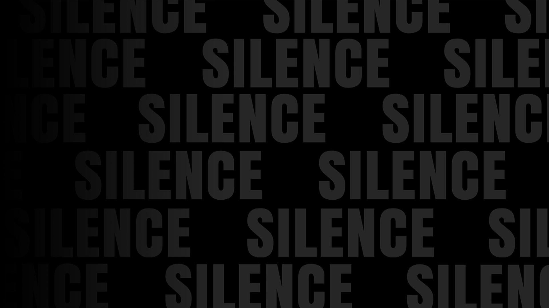 fond L'année du silence