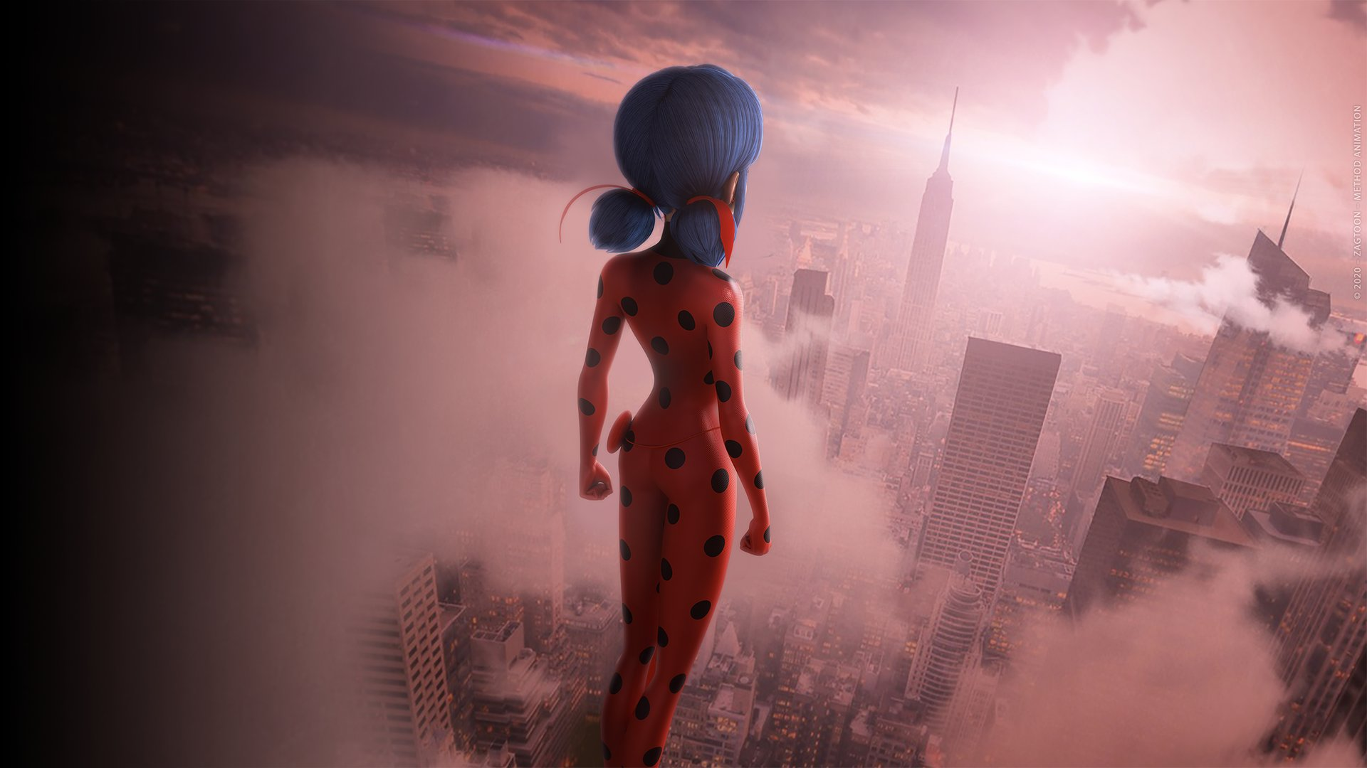 fond Les stories de Miraculous - #Coursd'escrime @Marinette