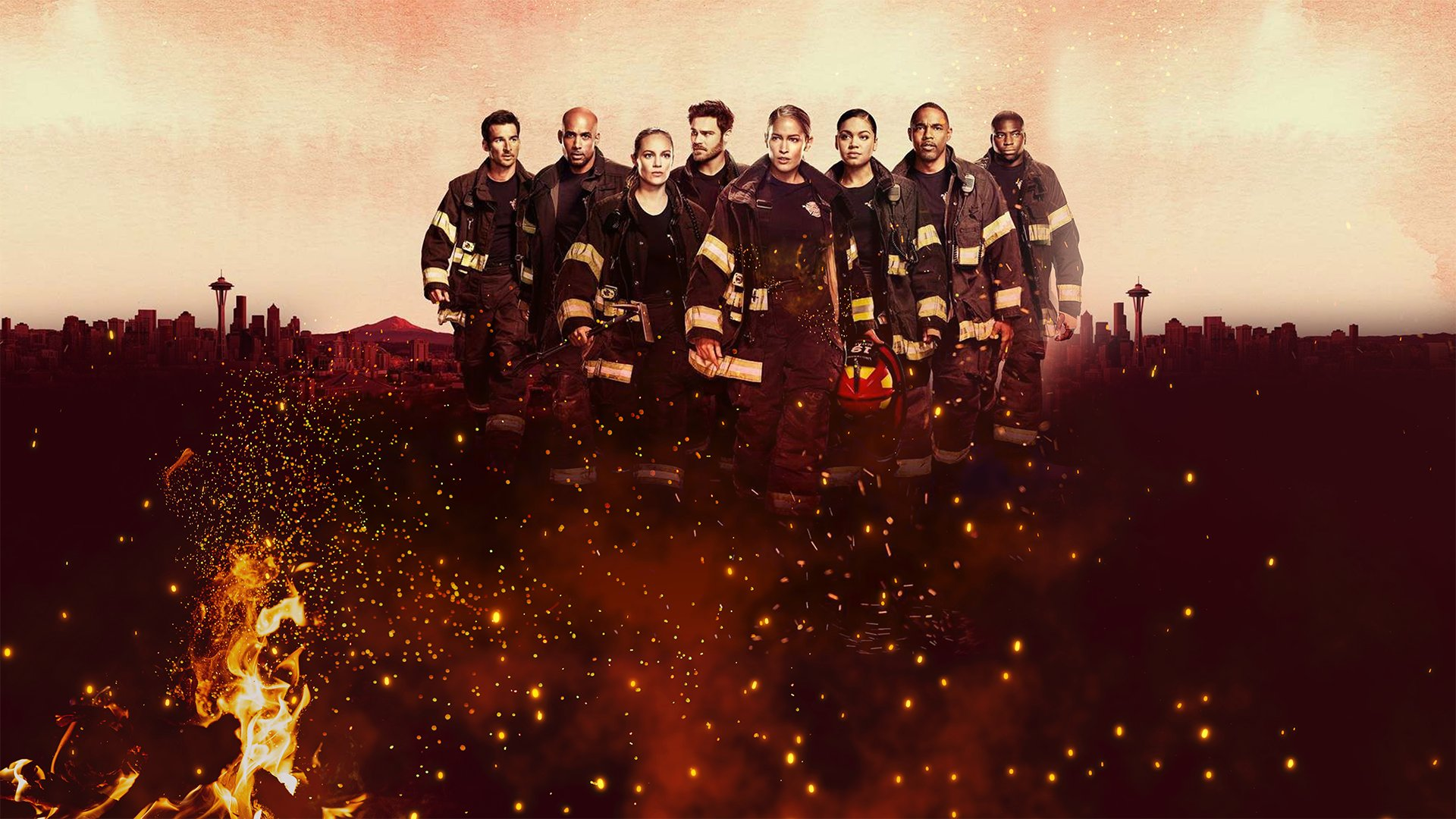 fond Grey's Anatomy : Station 19