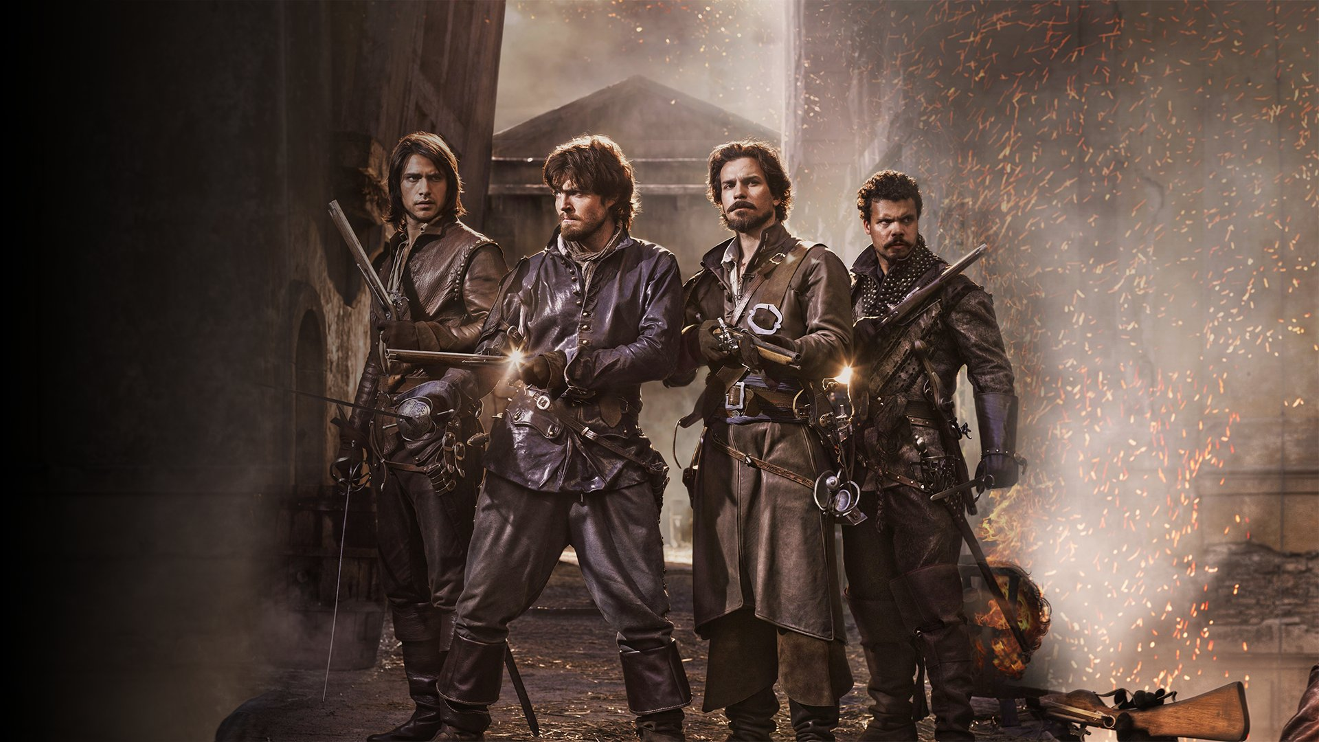 fond The Musketeers: Bande annonce Saison 1 Episode 5