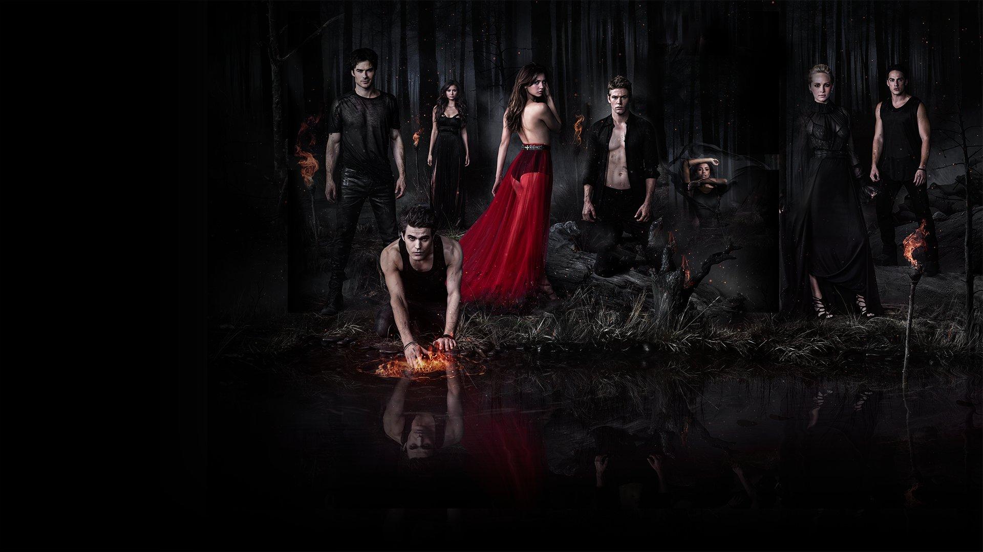 fond Vampire Diaries : Michael Malarkey (Enzo) plus team Stefan ou team Damon ?
