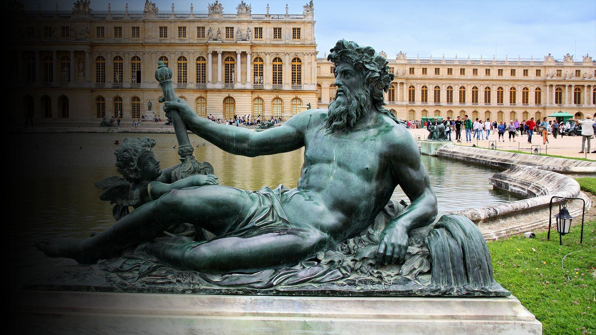 fond Versailles : dans les coulisses du plus beau château du monde