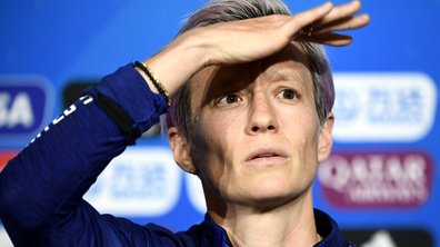 "Rapinoe critique la FIFA sur le calendrier international : ""On ne nous respecte pas"""