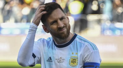 """Messi suspendu trois mois après avoir accusé la Conmebol de """"corruption"""""""