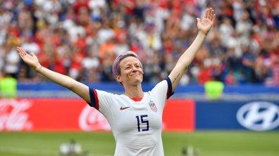 Rapinoe superstar, les Bleues recompensées : le palmarès de la Coupe du monde 2019