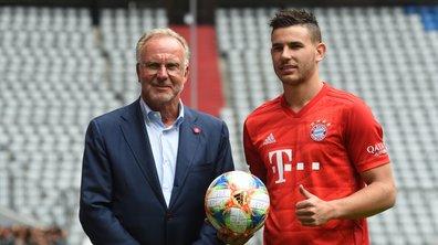 """Rummenigge (Bayern) """"irrité"""" par la convocation de Lucas Hernandez"""