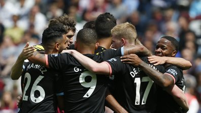 Premier League - Man City écrase West Ham et répond à Liverpool