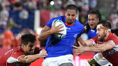 Les Samoa battent la Russie après une belle deuxième mi-temps (34-9)