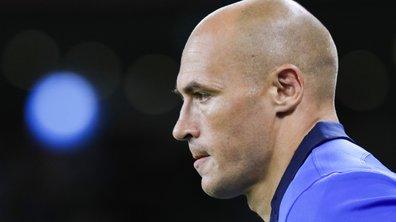 """Sergio Parisse : """"L'Italie mérite plus de respect"""""""