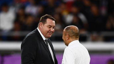 Les réactions des sélectionneurs après Angleterre – Nouvelle-Zélande