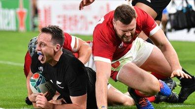 Les All-Blacks battent le Pays de Galles et obtiennent la troisième place (40-17)