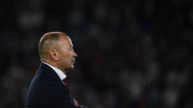 La réaction d'Eddie Jones après la défaite de l'Angleterre