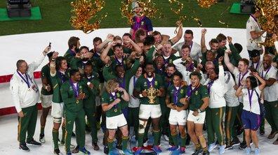 L'Afrique du Sud bat l'Angleterre (32-12) et remporte la Coupe du Monde !