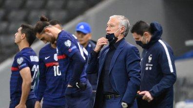 """Kazakhstan - France (0-2) - Deschamps : """"Le regret, c'est le manque d'efficacité"""""""