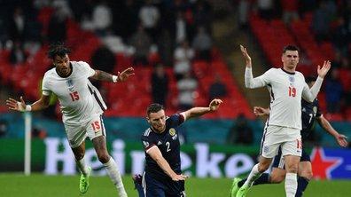 Angleterre - Ecosse (0-0) / Pas de but, des Anglais impuissants : triste derby !