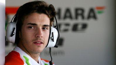 F1 - Force India : Jules Bianchi en pole position pour un baquet ?
