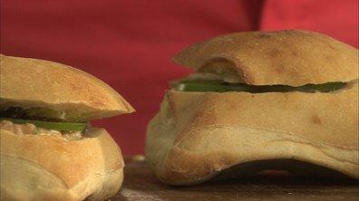 Le Pan bagnat revisité, version tartinable