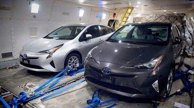 Toyota Prius 2016 : des nouvelles photos scoop