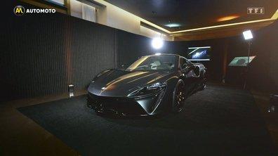 Grand Format - McLaren, l'hybride, la brute et la soucoupe volante